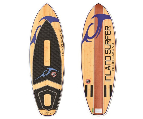 Inland Surfer Blue Lake 5'4'' BLEM